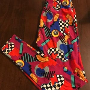 90s LuLaRoe Leggings - OS